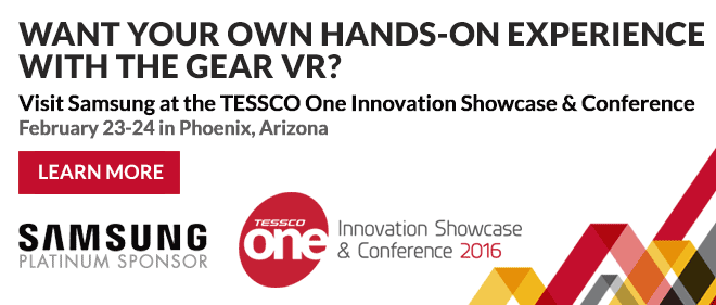 Visit Samsung at the TESSCO-One Innovation Showcase & Conference